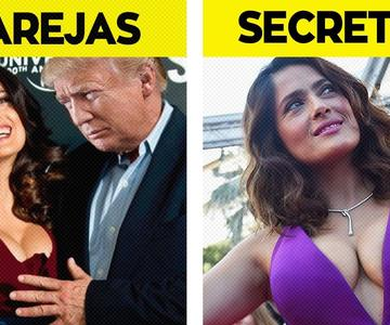 10 things you didn't know about Salma Hayek