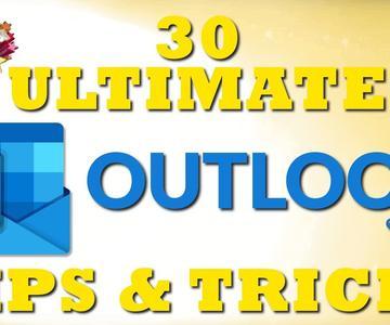 30 consejos y trucos de Outlook para 2020