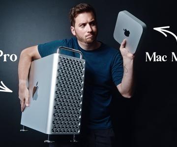 $700 Mac Mini M1 vs $9,000 Mac Pro | A Video Editors Reaction