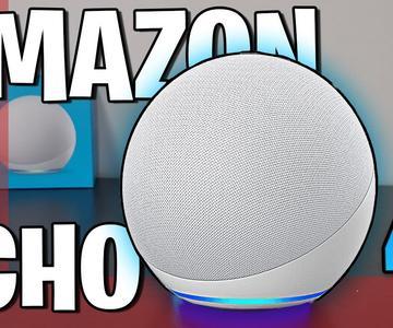 🔴 Amazon ECHO 4 Generación ¿El MEJOR? Comparativa con Echo Dot 4