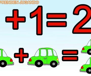Aprender a sumar para niños Cómo aprender a sumar de una forma fácil PequesAprendenJugando