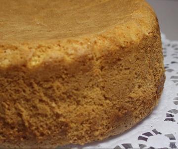 Bizcocho esponjoso básico | Receta fácil sin levadura, aceite ni lácteos