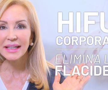 Carmen Lomana prueba los Ultrasonidos HIFU en PIERNAS [Directo]