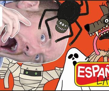 Casa Embrujada con Monstruos + MÁS | Steve and Maggie Español Latino | Halloween para Niños