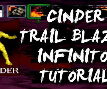 Cinder Infinite Trail Blazer Tutorial (English subs) - KI SNES