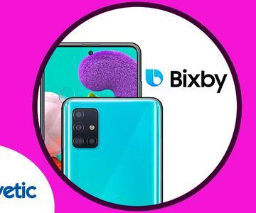 Cómo activar Bixby en Samsung Galaxy A71 y Galaxy A51