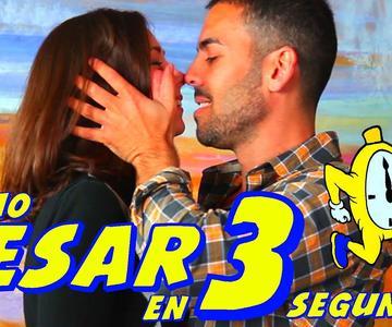Cómo besar a una chica por primera vez... ¡en 3 SEGUNDOS!