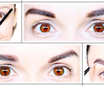 Cómo definir cejas perfectas según el tipo de rostro (paso a paso).