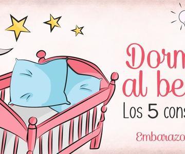 ¿Cómo #DORMIR a un bebé RÁPIDO? 💤😴 5 TRUCOS