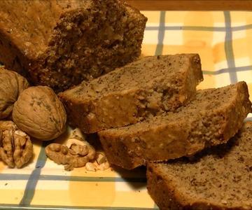 ⭐ Cómo hacer bizcocho de nueces casero ⭐