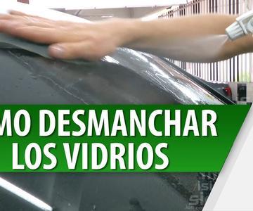 Cómo limpiar los vidrios del carro - Cosmovision