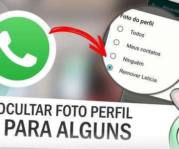 Cómo ocultar la foto de perfil WhatsApp para algunos contactos