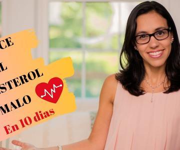 Como reducir el Colesterol Malo (EN SOLO 10 DIAS)!!!