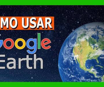 Cómo usar GOOGLE EARTH PRO 🌎