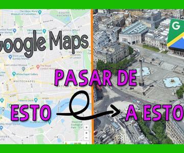 CÓMO usar GOOGLE MAPS (Curso básico) 🌎
