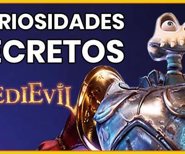 Curiosidades y secretos de MediEvil (PS4) 💀