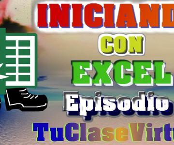 Curso Excel 2016 - Cómo utilizar Excel. Aprende Fácil y Rápido - Episodio 1