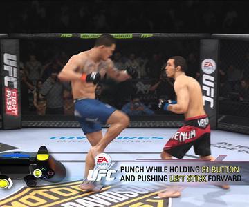 EA SPORTS UFC - Tutorial de golpeo: Ataque