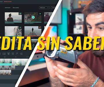 💻 El MEJOR programa para EMPEZAR a editar VIDEOS
