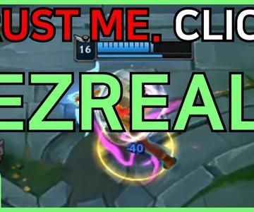 Ezreal Tips / Tricks / Guides - How to Carry with Ezreal