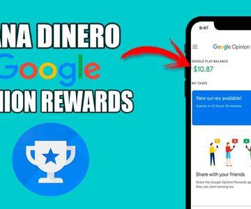 Gana dinero con [Google Opinion Rewards] recompensa por tu opinion (2020)