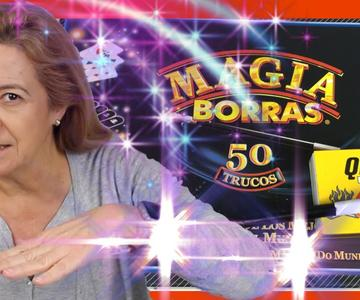 Juguete de magia. Cómo hacer varita y caja mágica