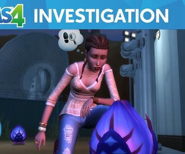Los Sims 4™ StrangerVille: Investigación