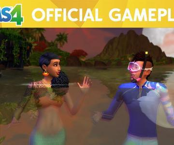 Los Sims 4™ Vida Isleña: tráiler oficial de juego