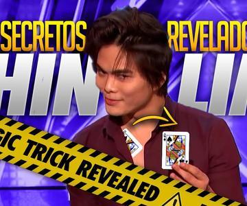 Los trucos de SHIM LIN REVELADOS el MEJOR MAGO de Penn \u0026 Teller, en America's Got Talent