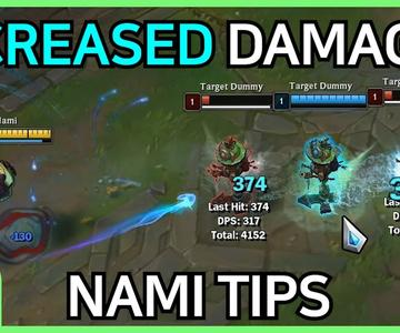 Nami Tips / Tricks / Guides - How to Carry with Nami