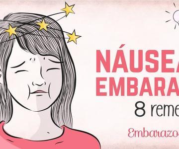 NÁUSEAS Y VÓMITOS en el #embarazo 🤮👎 8 REMEDIOS