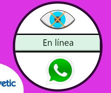 ❌ NO APARECER EN LINEA WHATSAPP iPhone y Android 2020 sin aplicaciones