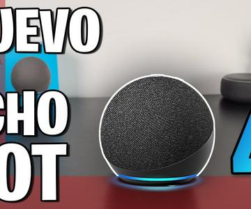 🔴 NUEVO Amazon ECHO DOT 4 con Alexa - Review en Español