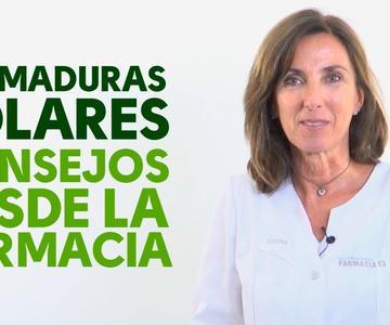 Quemaduras solares - #TuFarmacéuticoInforma