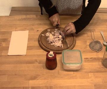 Remedio casero para la tos: jarabe de cebolla