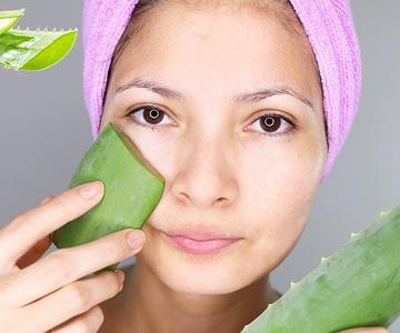 Remedio Natural con Sabila Para La Cara 🌵 Piel Sin Acne y Arrugas 🦄 Bessy Dressy