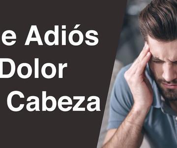Remedios Casero para el Dolor de Cabeza #remedioscaseros | Sin Récipe