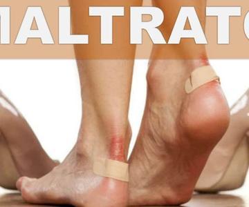 ☞ Remedios caseros para las mordeduras por calzado - Dolor por rozadura en zapatos nuevos