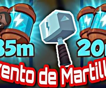 Secuencia Para el Evento de los MARTILLOS Coin Master- Attack MAdness 2020