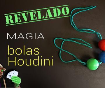 SUPER TUTORIAL de Magia: Las Bolas de Houdini REVELADO (Houdini Balls Revealed)