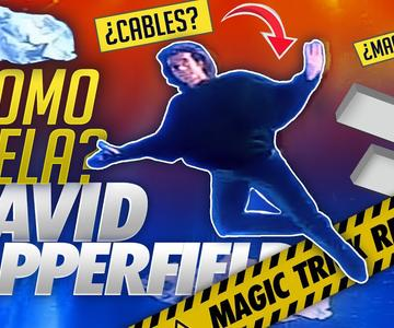The Greatest Illusion Of All Time | How David Copperfield can fly? REVEALED