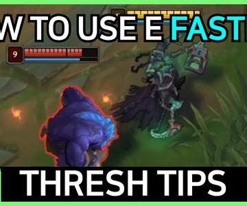 Thresh Tips / Tricks / Guides - How to Carry with Thresh
