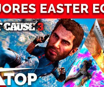 ¡¡Top 10 🚘 Mejores Easter Eggs en Just Cause 3!!🔫