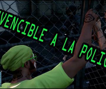 TRUCO GTA V INVENCIBLE A LA POLICIA