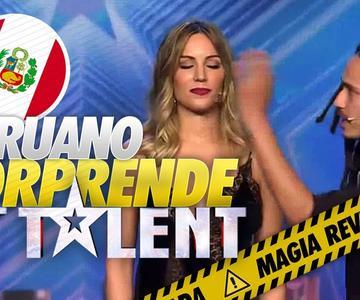 TRUCO REVELADO - PERÚ 🇵🇪 DESTACA 'Got Talent ESPAÑA' -