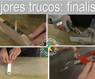 Trucos de bricolaje 3: los cinco finalistas (Bricocrack)