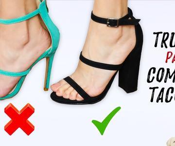 Trucos Para Comprar Los Tacones Perfectos 👠 Vestir y Lucir Mejor 🦄 Bessy Dressy
