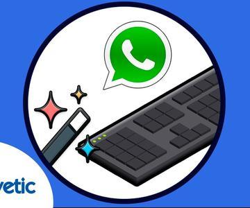 ⌨️ Trucos teclado WhatsApp