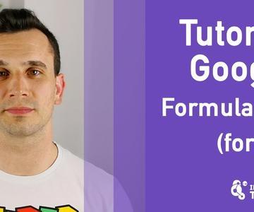 🧰 Tutorial Google FORMULARIOS (Forms) - 💯 Completo | Jose María Regalado