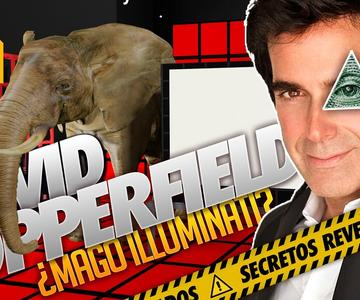 """Video to Life\"" Secret Exposed - David Copperfield Magic Trick Revealed"